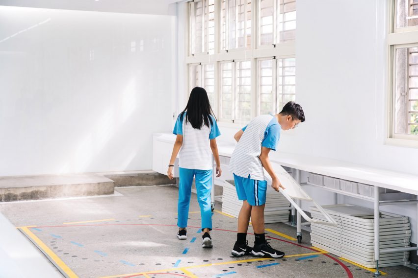 Aesthetic Lab is designed for flexible learning