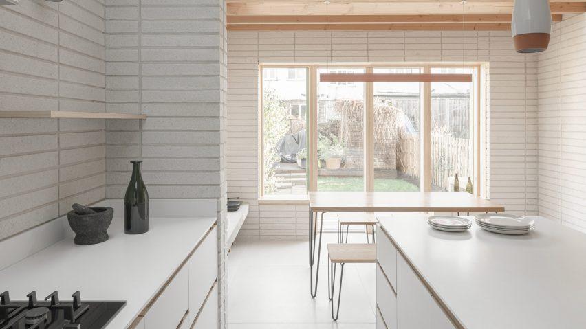Light-filled kitchens