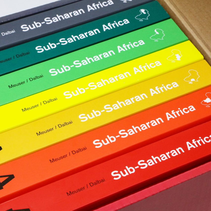 Sub-Saharan Africa Architectural Guide