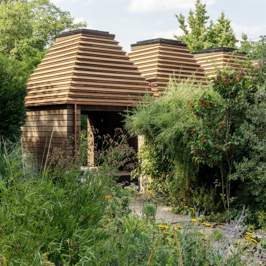 Cork House by Matthew Barnett Howland Dido Milne and Oliver Wilton