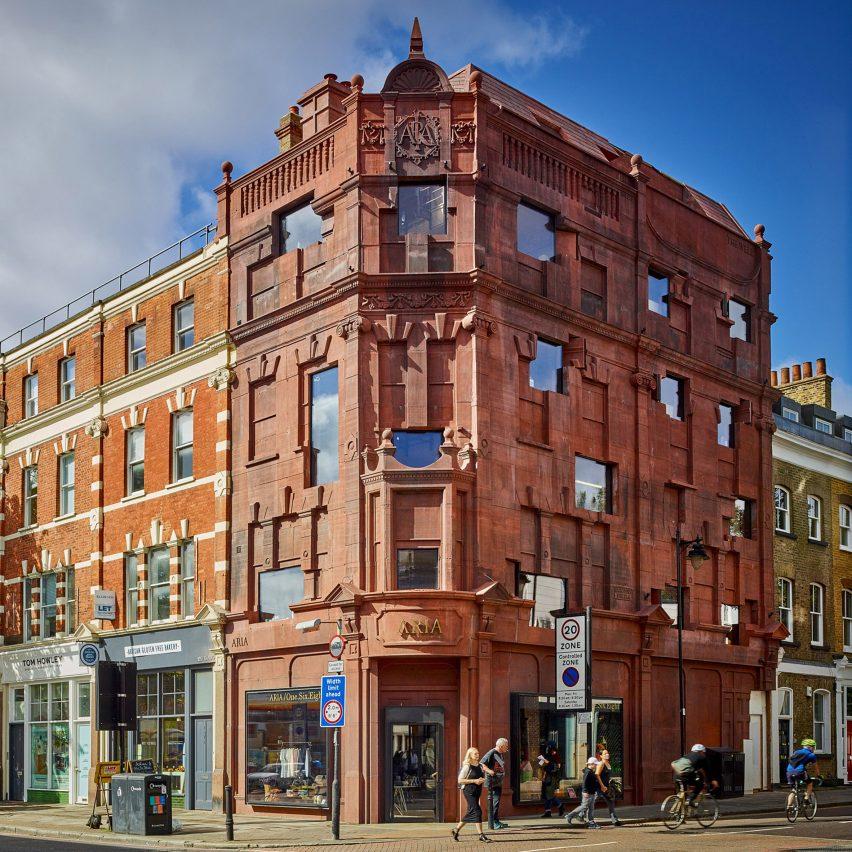 168 Upper Street by Groupwork