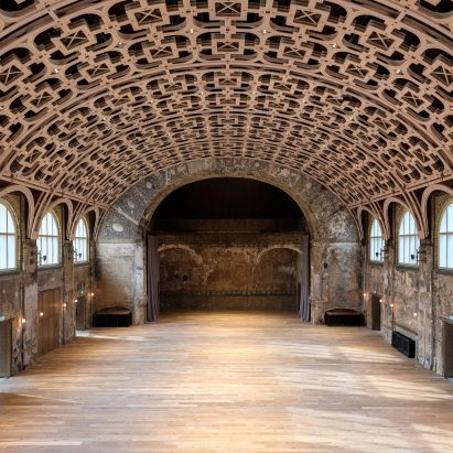 Battersea Arts Centre by Haworth Tompkins