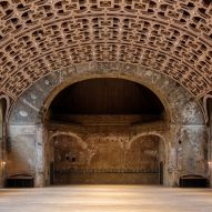 Architecture Project Talk: Battersea Arts Centre