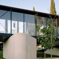 The exterior of Avala House by TEN