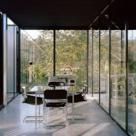 The dining area of Avala House by TEN