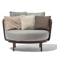 Baza Lounge collection by Studio Segers for Todus
