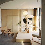 OWIU Studio brings Japanese style to Biscuit Loft apartment in Los Angeles