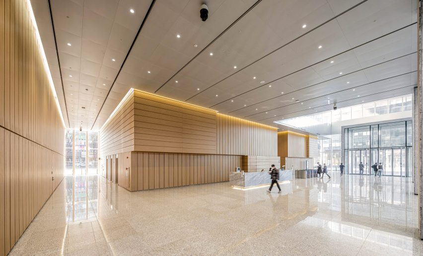 Doosan Corporation headquarters