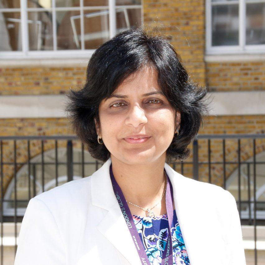 Bartlett School of Architecture professor Priti Parikh