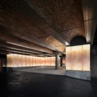 "Carmody Groarke creates ""intriguing atmospheric"" entrance to Science and Industry Museum"
