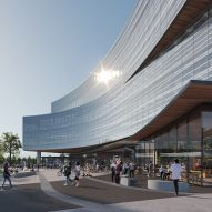 Snøhetta designs research facility for Ford on its Dearborn campus