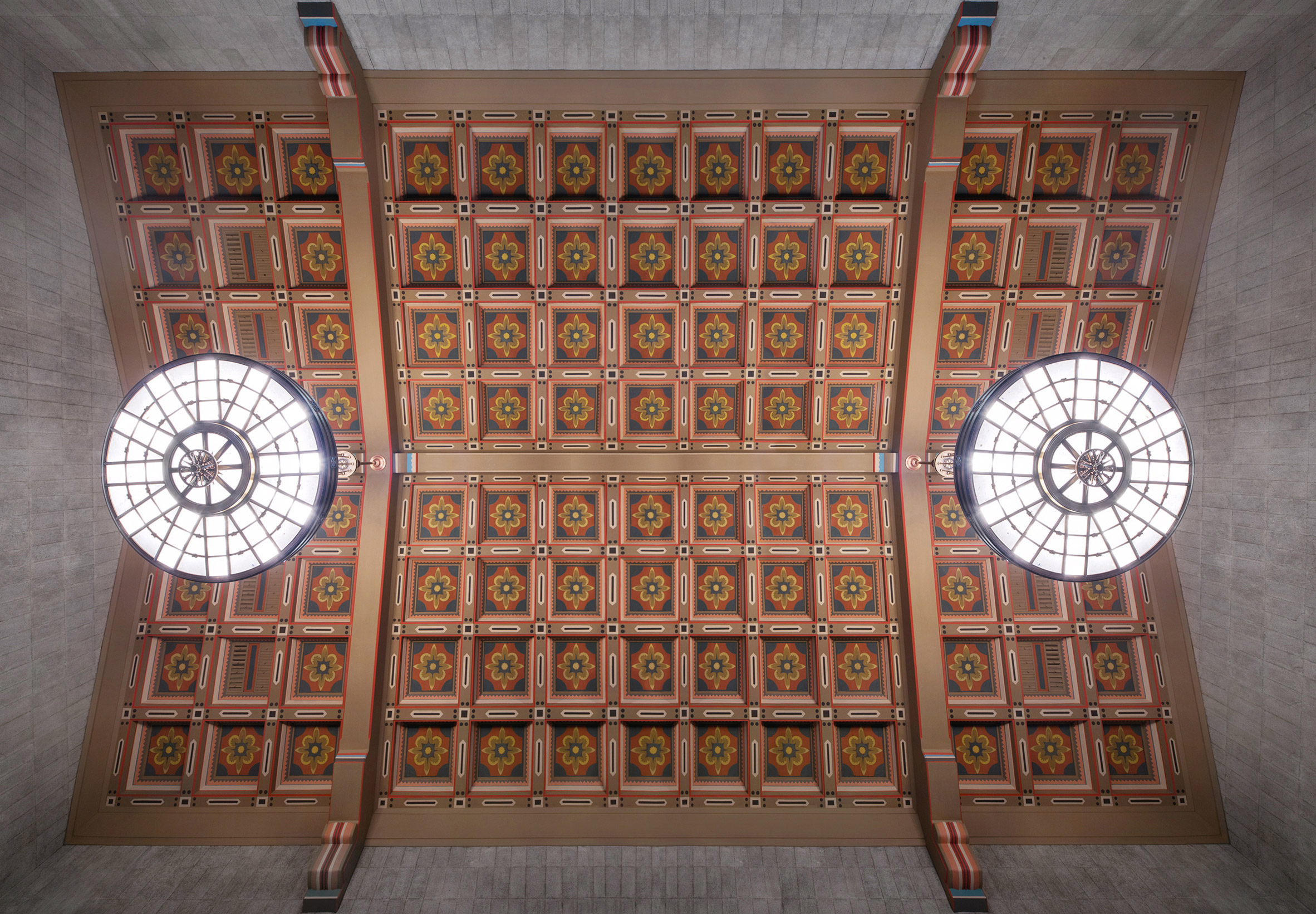David Rockwell was informed by Union Station's design features