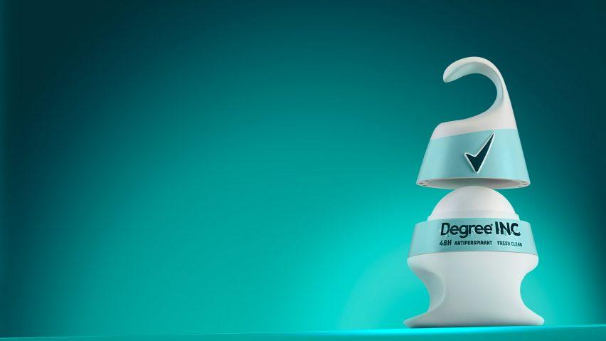 Degree Inclusive deodorant by Unilever