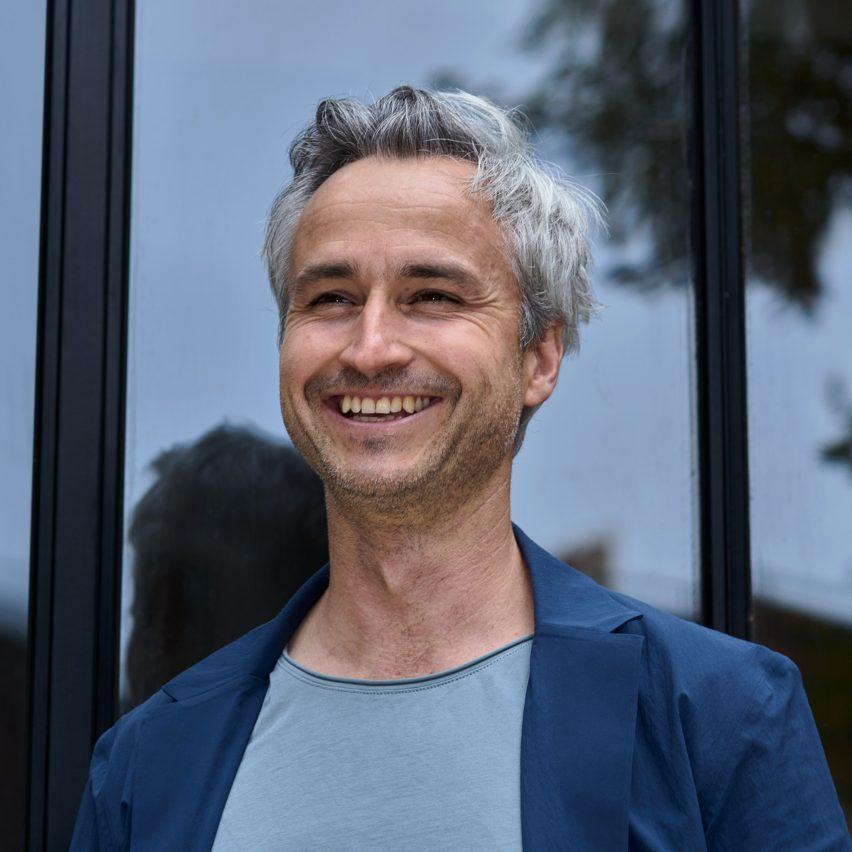 Dezeen Awards 2021 judge Micha Weidmann