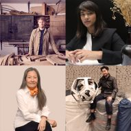 Arthur Huang and Seetal Solanki join Katie Treggiden as Dezeen Awards 2021 judges