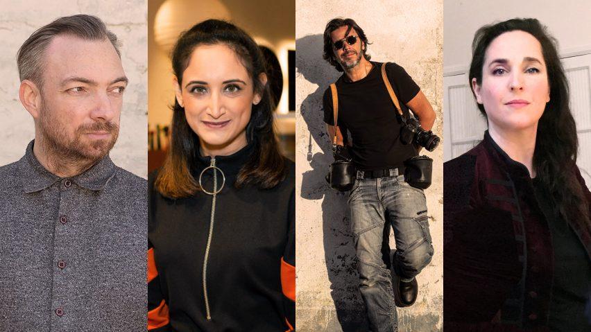 Dezeen Awards 2021 media judges