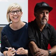 Live talk with Dezeen Awards judges Gary Hustwit and Katie Treggiden