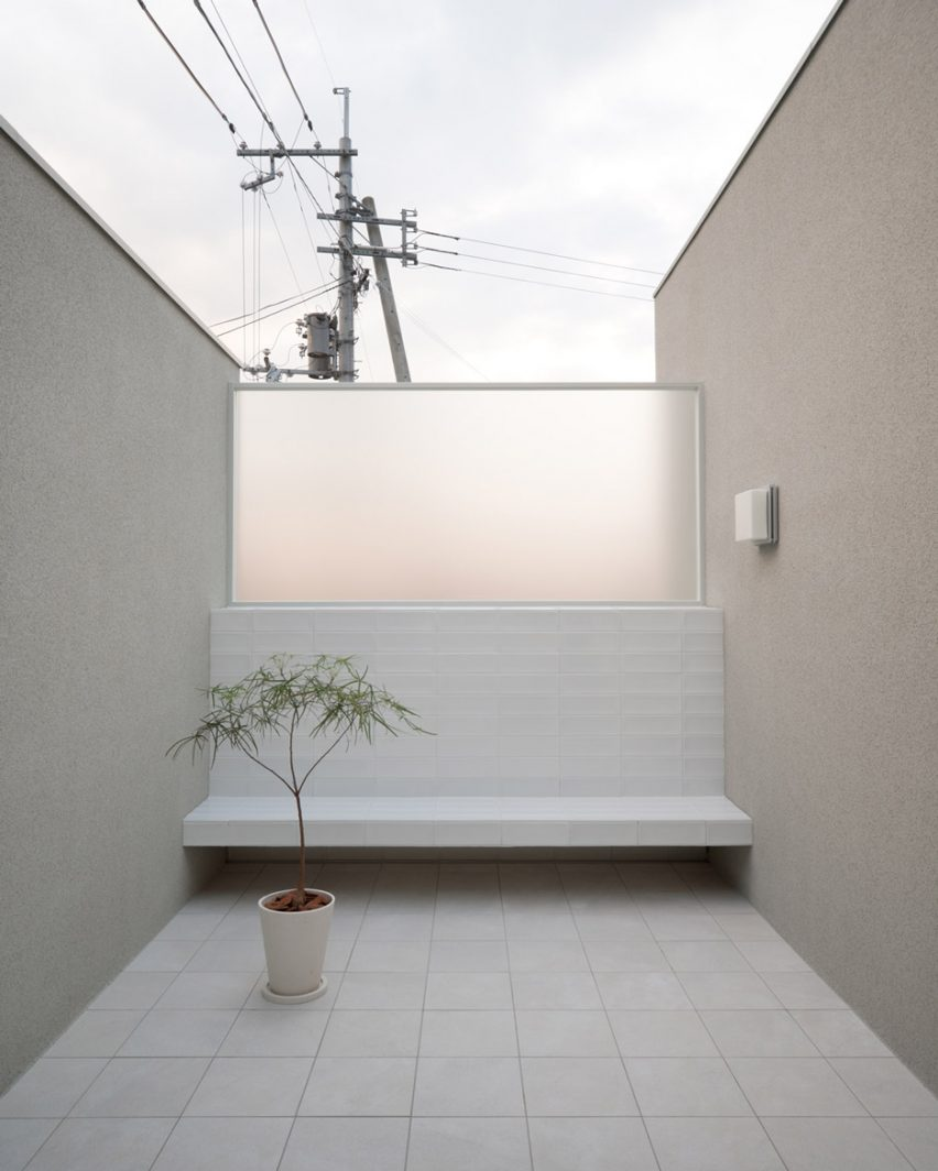 House of Reticence in Shiga, Japan, by Formkouichi Kimura Architects