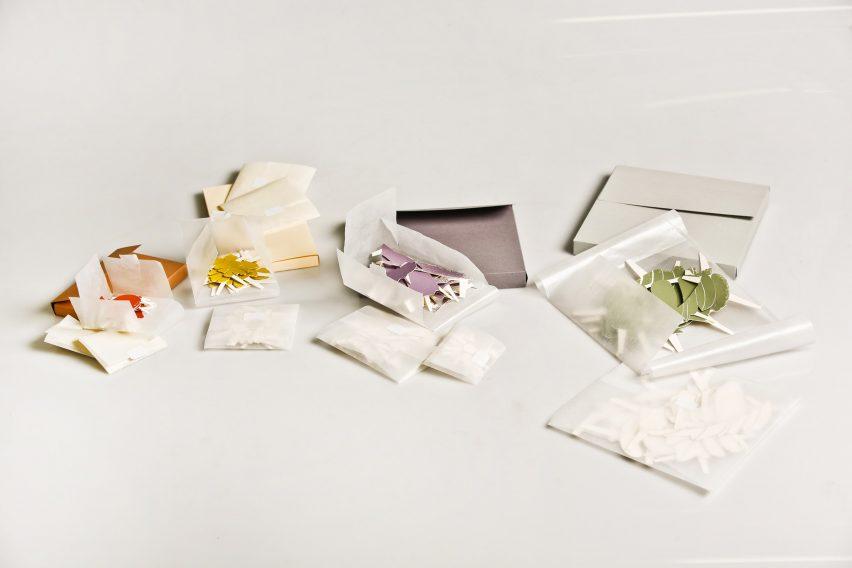 Textile designer Elena Brebenel designed the project