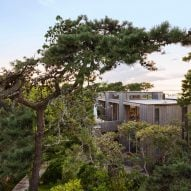 Andrew Franz updates 1960s home on New York's Fire Island