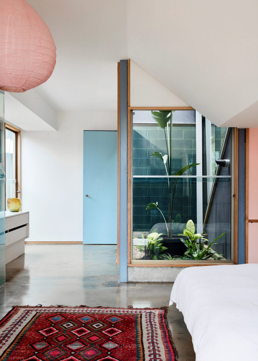 Bedroom of Fleming Park House by Cloud Architecture Studio
