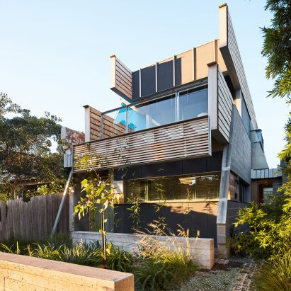 Fleming Park House by Cloud Architecture Studio