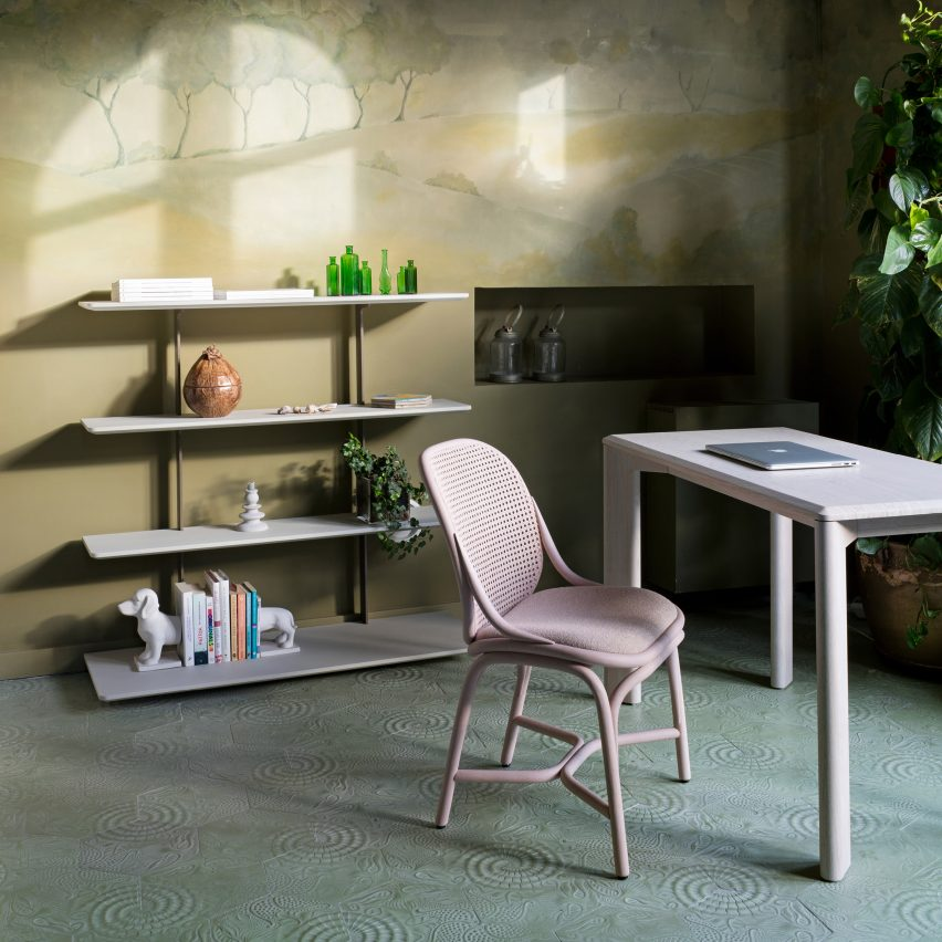 Jamie Hayon designes new Frames chairs