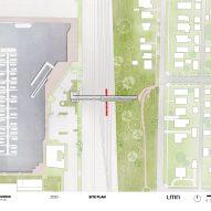 Grand Avenue Park Bridge plans