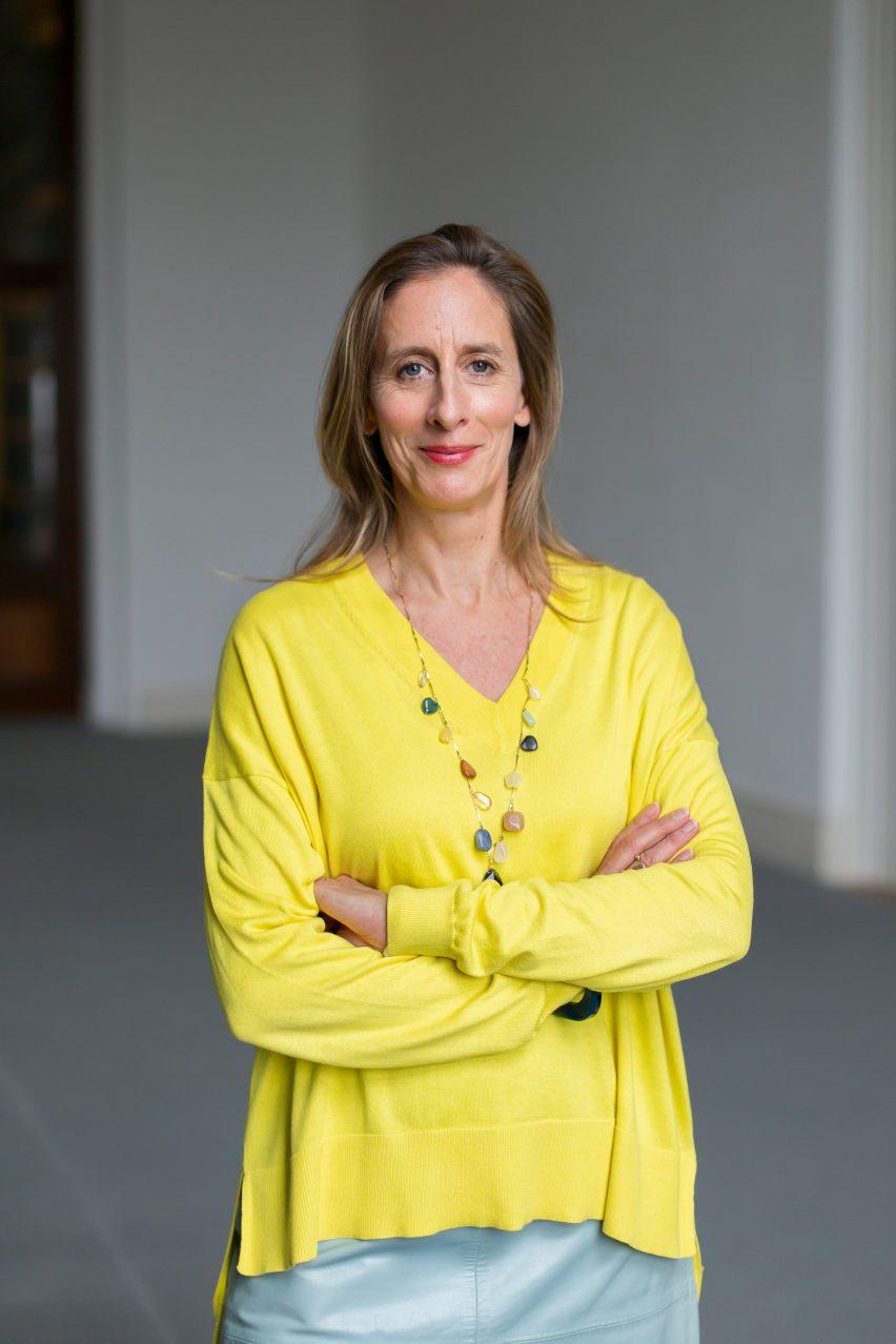 Dr Stephanie Rosenthal, director of Gropius Bau. Portrait by Victoria Tomaschko, courtesy of Gropius Bau.