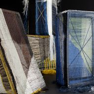 "3D textiles could ""replace concrete and cement"" in construction says Hella Jongerius"