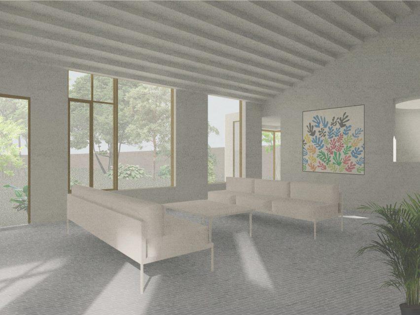 Jonathan Tuckey Design extension