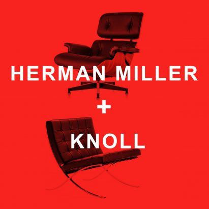 Herman Miller and Knoll announce merger