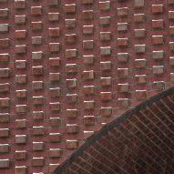 Monolithic brick