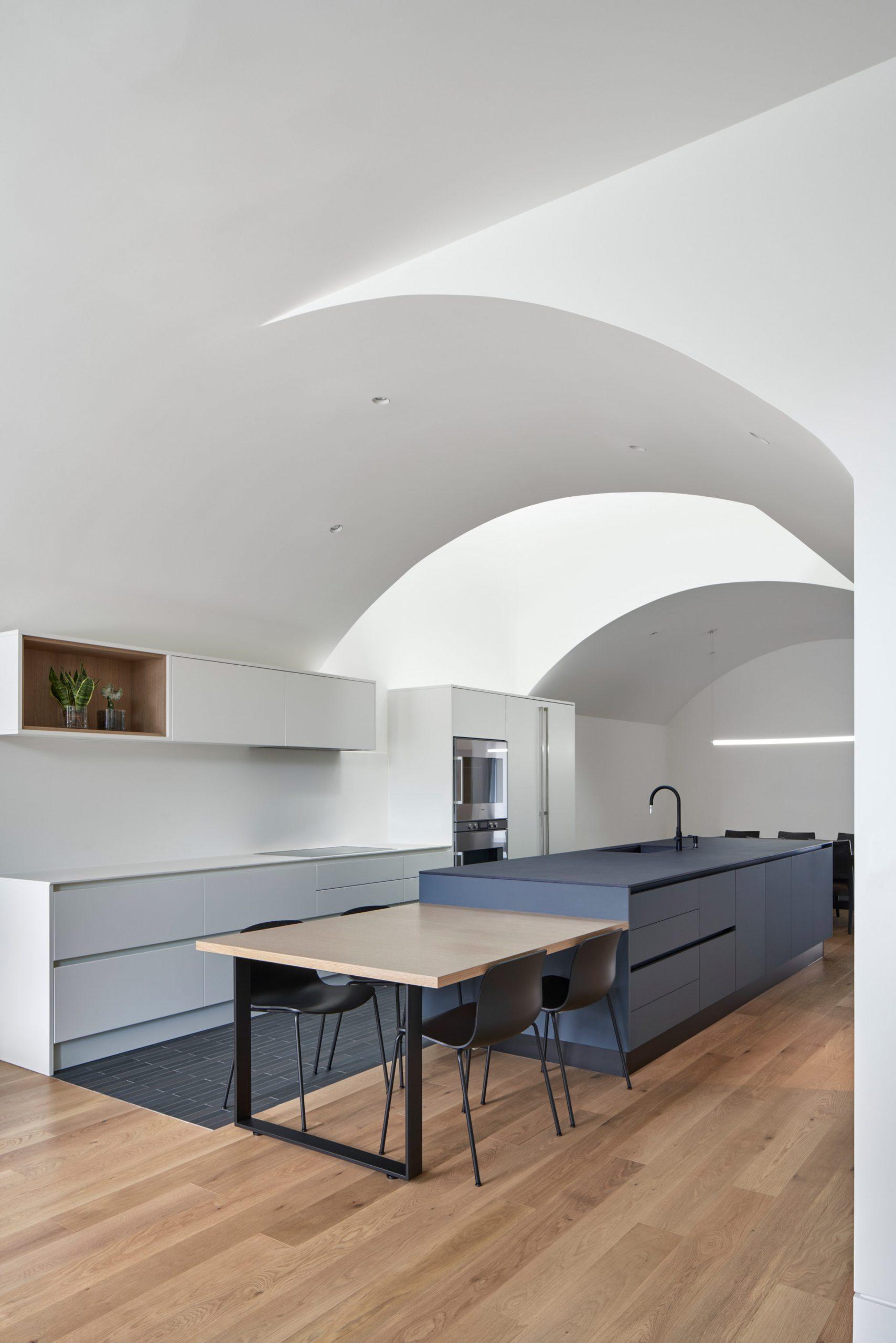Batay-Csorba Architects designed the house