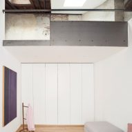 House for a Sea Dog in Genoa by Dodi Moss