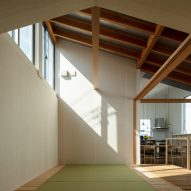 A tatami room