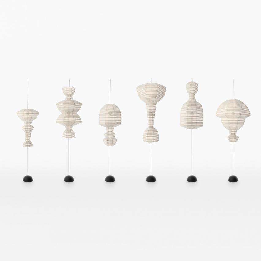 Reversible Kyoto lanterns
