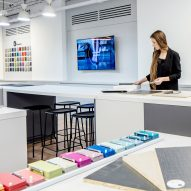 IVC Commercial showcases innovative flooring solutions at The Gallery Clerkenwell