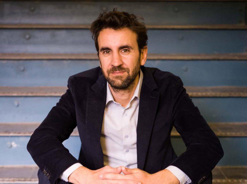 Space Caviar co-founder Joseph Grima