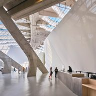 Kanva revamps former Olympic venue the Montreal Biodome