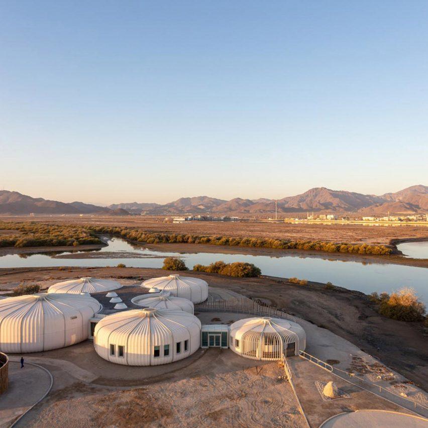 Khor Kalba Turtle Wildlife Sanctuary by Hopkins Architects