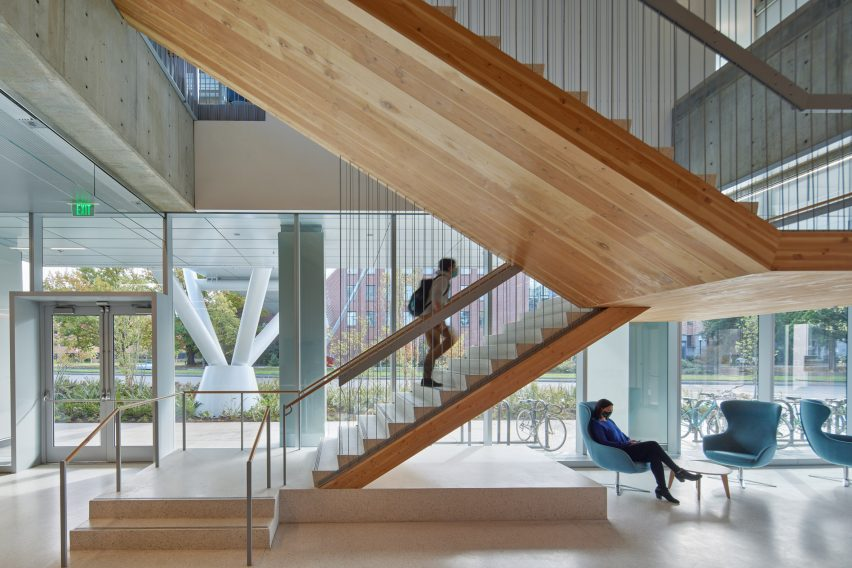 Oregon research facility by Ennead Architects and Bora Architecture & Interiors