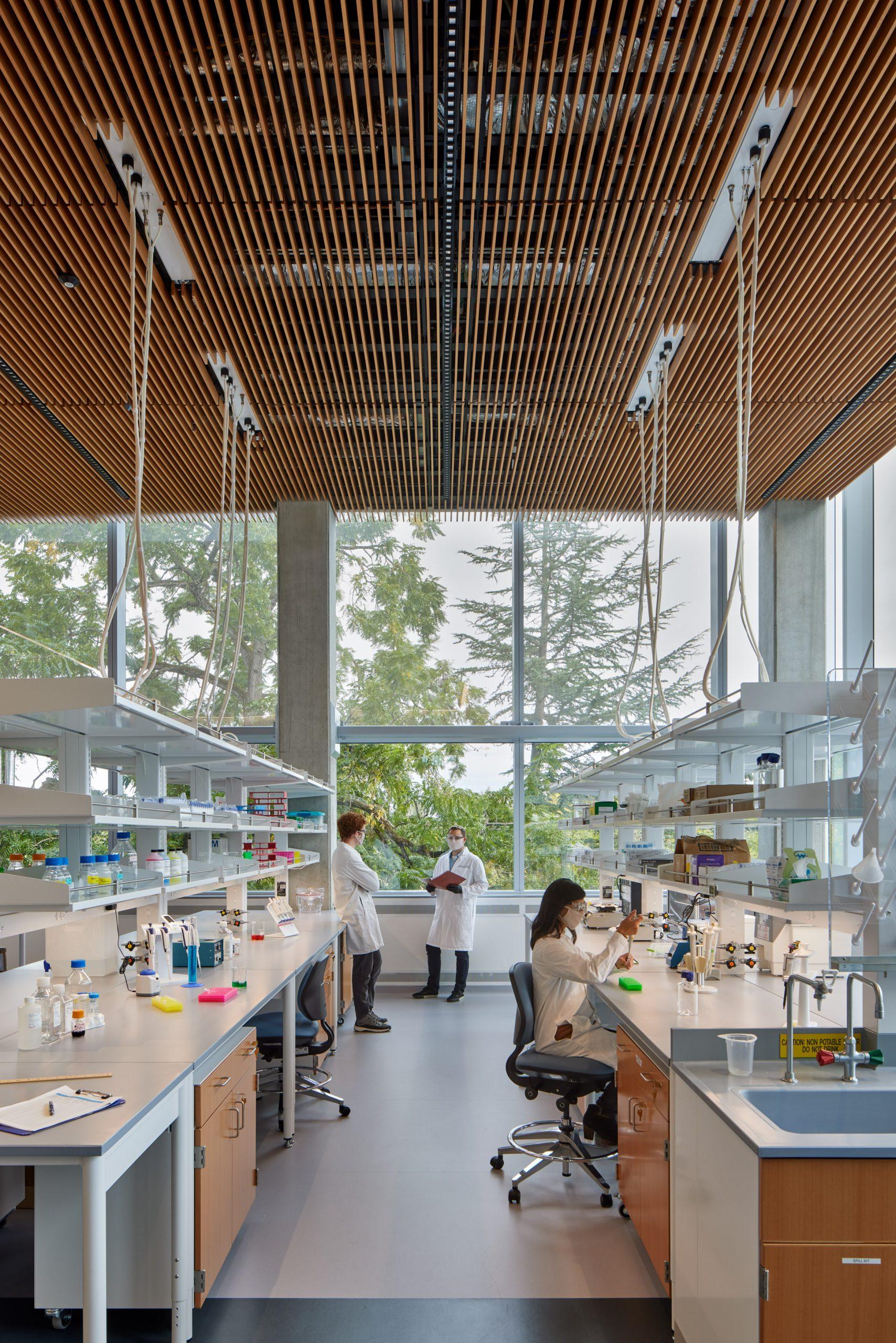 Laboratory of University of Oregon