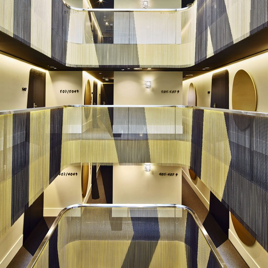 Hotels revitalise interiors using Kriskadecor products