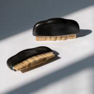 Black brushes
