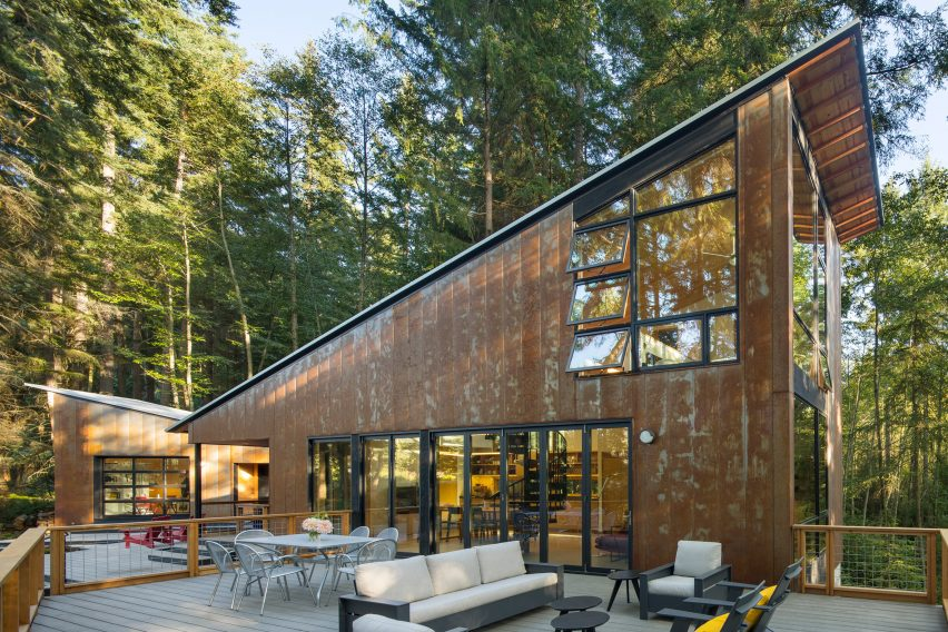 Little House/Big Shed by David Van Galen