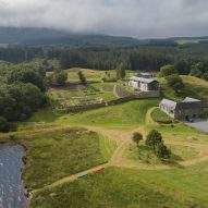 Loch Tummel House by WT Architecture