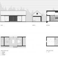 Long Studio plans