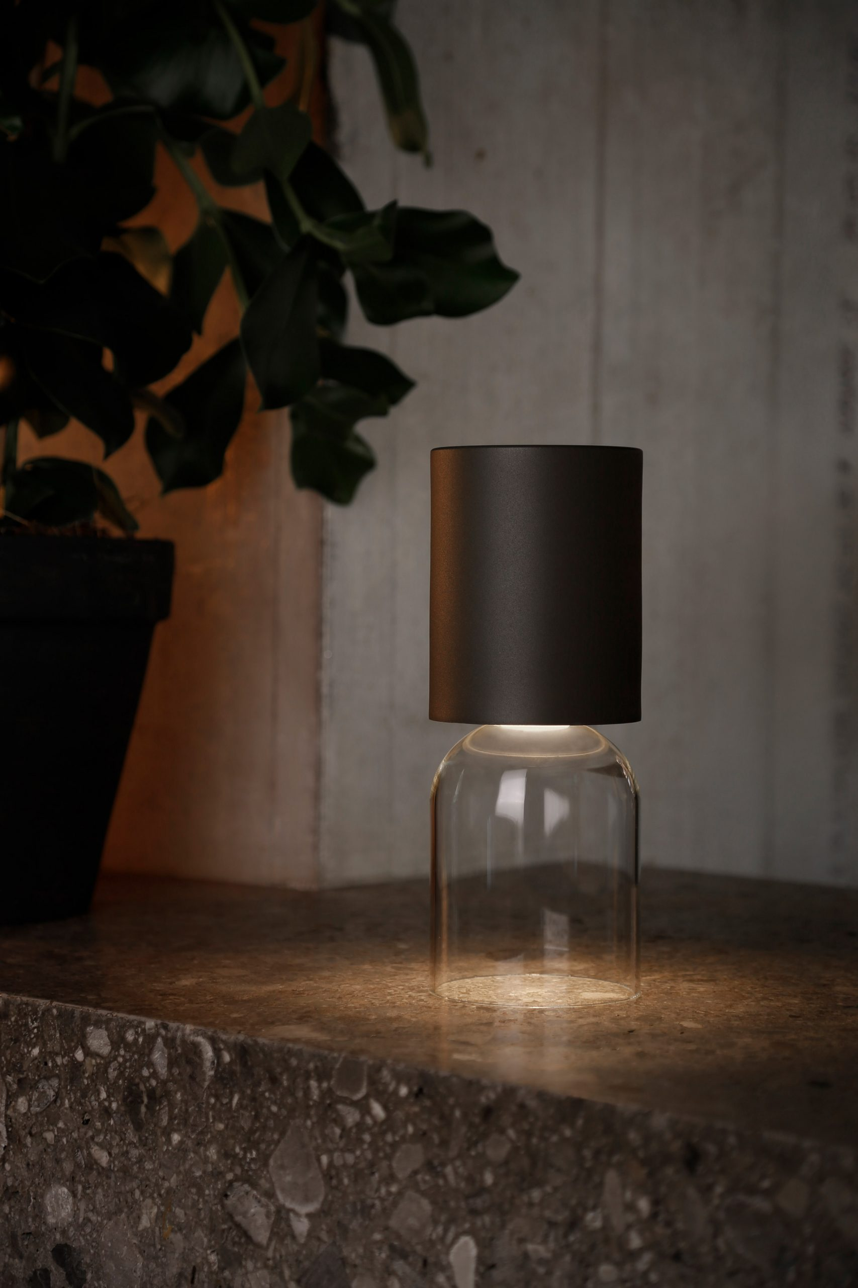 Nui mini light by Luceplan in an interior