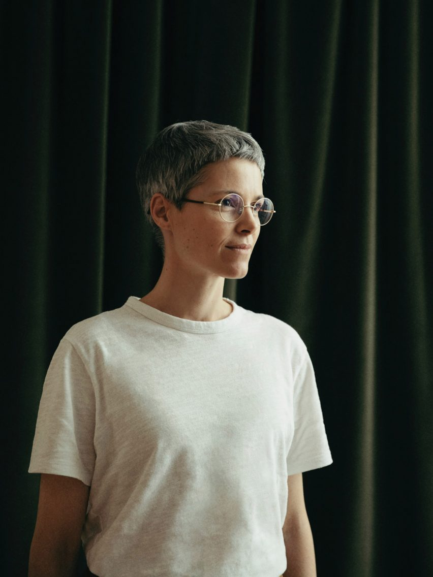 Angela Rui, portrait by Mattia Balsamini